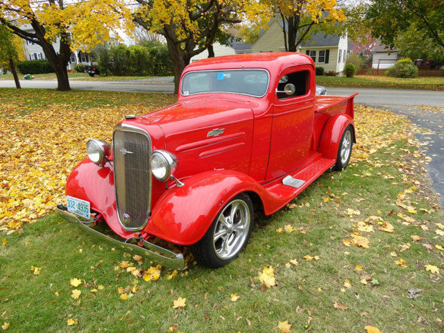 1935 Chevrolet Other Pickups Street Rod