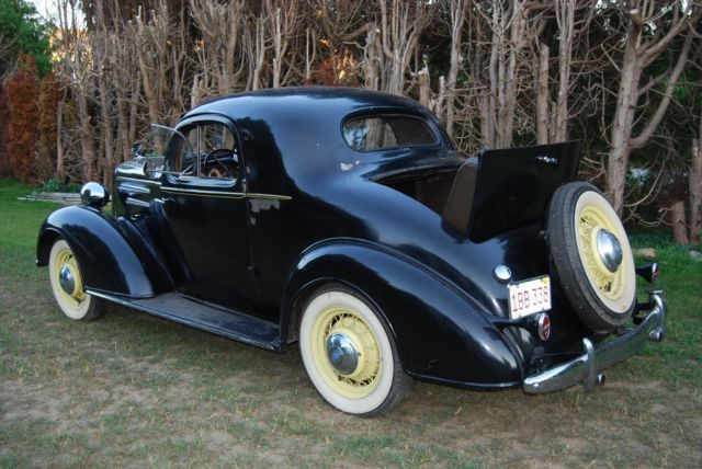 1935 chevrolet master 3 window coupe steel suicide doors for 1935 chevrolet 3 window coupe