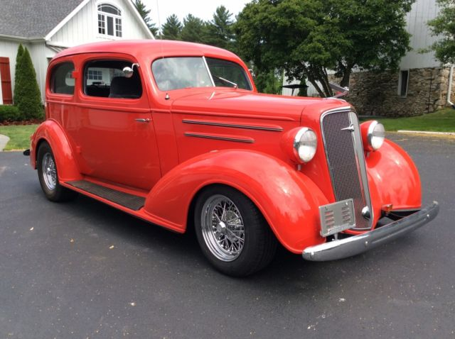 1935 chevrolet master sedan 2 door 383 chevy stroker