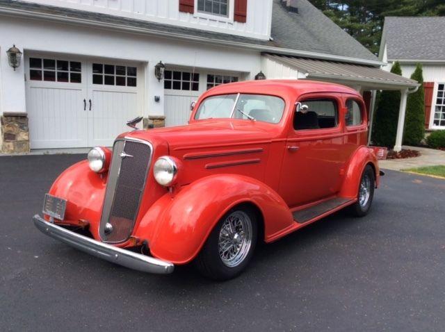 1935 chevrolet master sedan 2 door 383 chevy stroker for 1935 chevrolet 4 door sedan