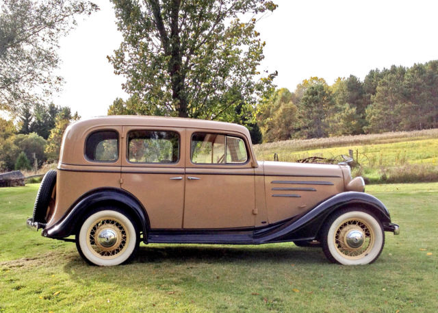 1935 Chevrolet Other Style 35 1209 A Body J