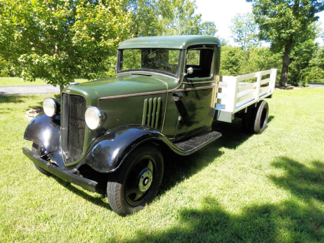 1935 Chevrolet Other Pickups 1 TON