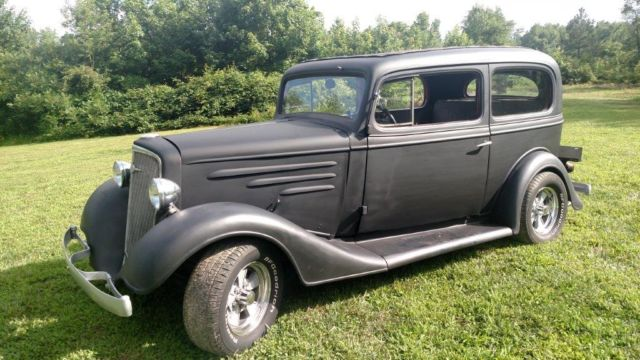 1935 chevy 2 door sedan rat rod hot rod street rod