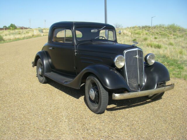1935 chevy 3 window coupe for sale photos technical for 1935 3 window coupe