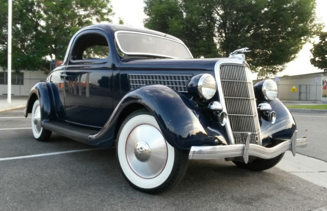 1935 Ford Other Rumble Seat