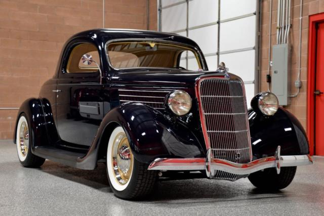 1935 Ford Other 3-Window Coupe Concours
