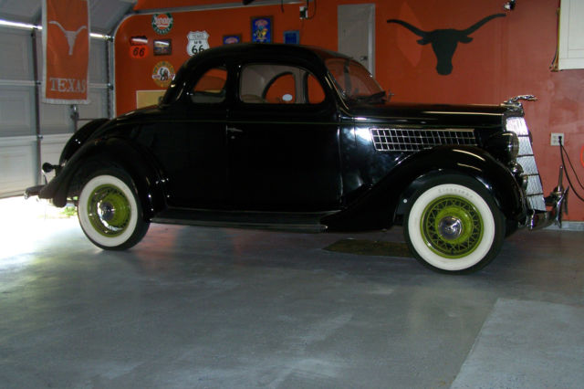 Ford Fort Worth >> 1935 FORD 5 Window Coupe for sale: photos, technical specifications, description