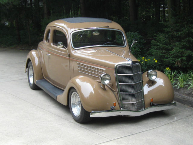 1935 Ford Other 5 window coupe