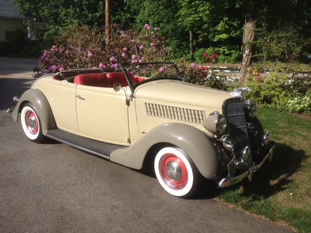 19350000 Ford Other DELUXE ROADSTER