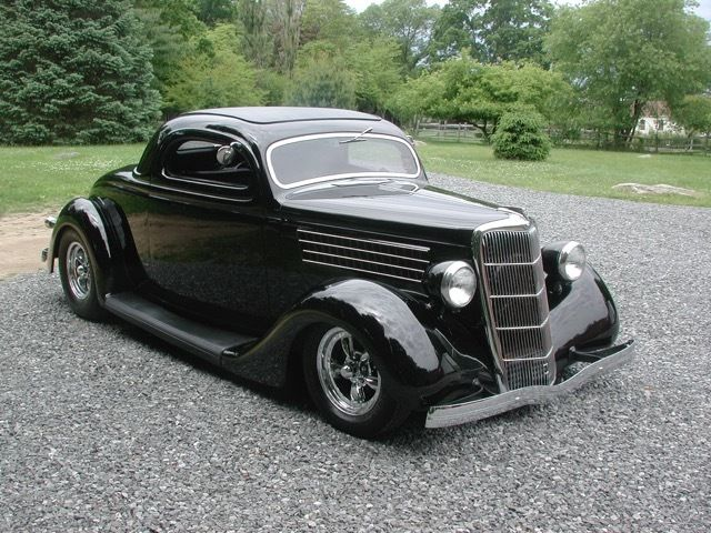 1935 Ford Coupe 3 window