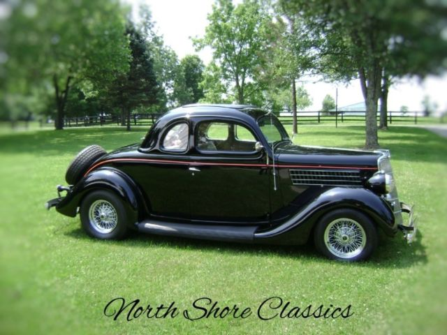 1935 Ford Other -5 WINDOW COUPE -RUMBLER SEAT