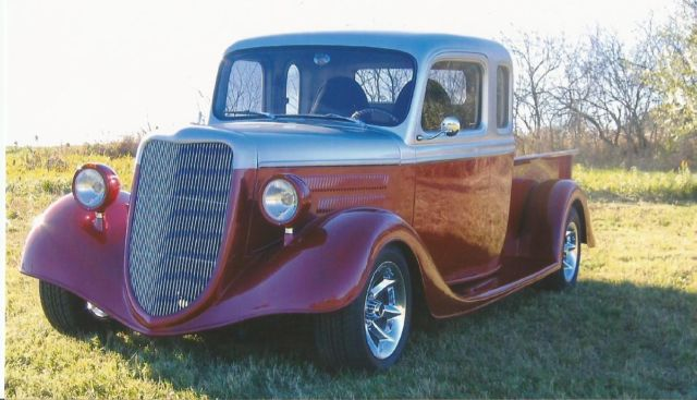 1935 Ford Other Pickups custom crew cab