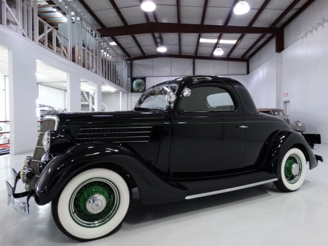1935 Ford Other Model 48 ONLY 79,750 ACTUAL MILES! RESTORED!