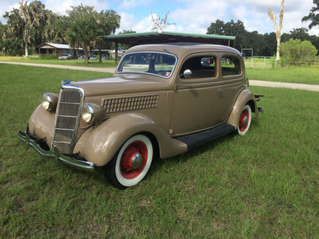 1935 Ford Other Humpback model 48