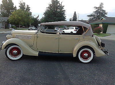 1935 Ford Other convertible