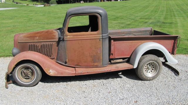 1935 ford pick up truck for sale photos technical specifications description. Black Bedroom Furniture Sets. Home Design Ideas