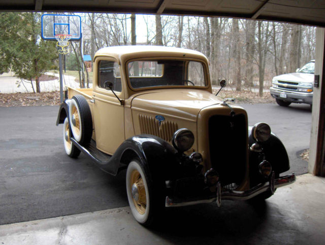 1935 Ford Pickup For Sale Photos Technical Specifications Description