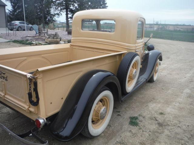 1935 ford pickup engine 1935 free engine image for user manual download. Black Bedroom Furniture Sets. Home Design Ideas