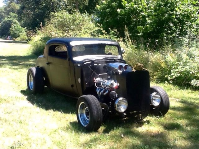 1935 Ford Rat Rod Hot Rod Street Rod Nash