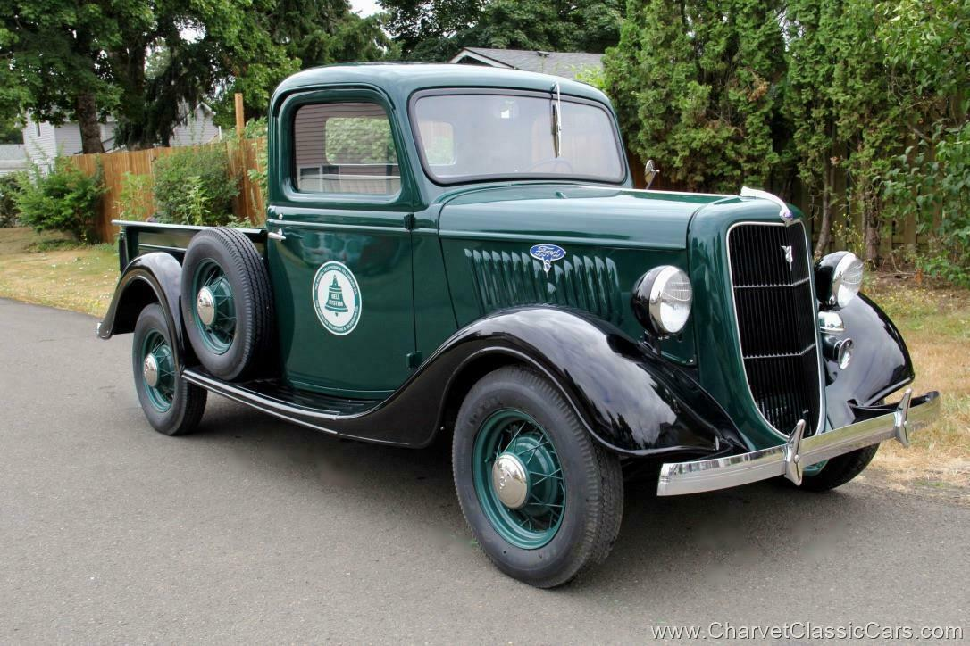1935 Ford Other Pickups - Excellent Restoration! See VIDEO