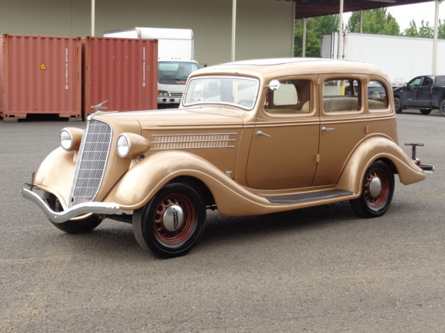 4d606aa6d5 1935 Hudson terraplane 4 door K tourer coupe sedan 1932 1933 1934 1936 1937  1938
