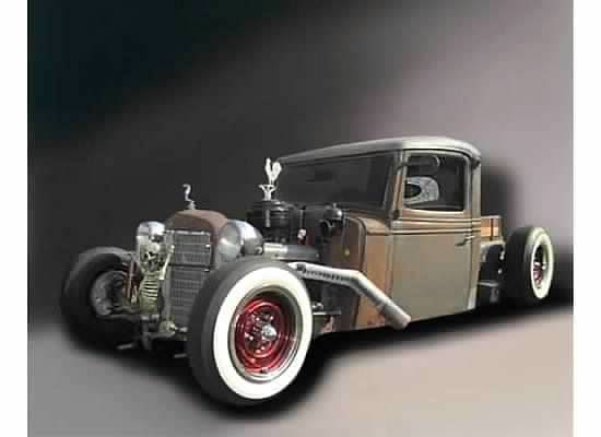 1935 International Harvester PICK UP