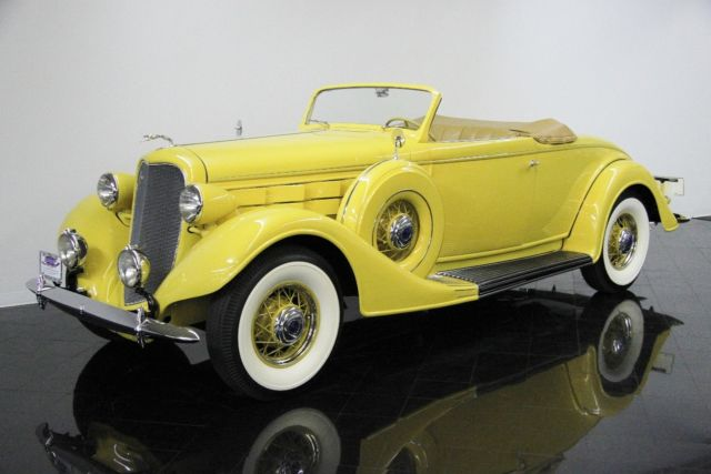 1935 Lincoln Other