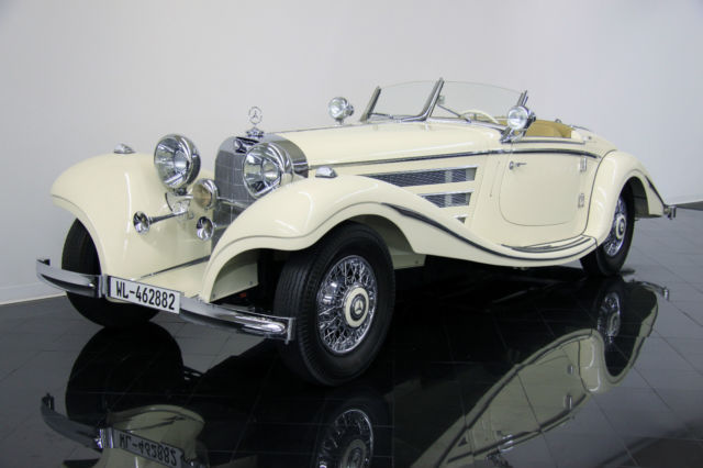 1935 Mercedes-Benz 500-Series