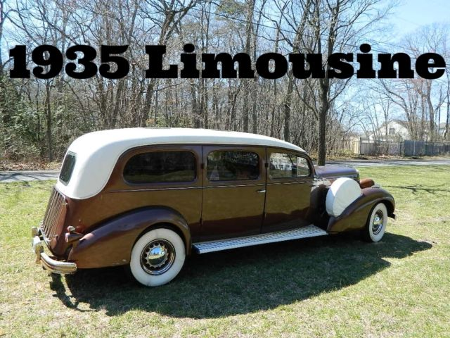 1935 Oldsmobile Other Sayers & Scovill Conversion