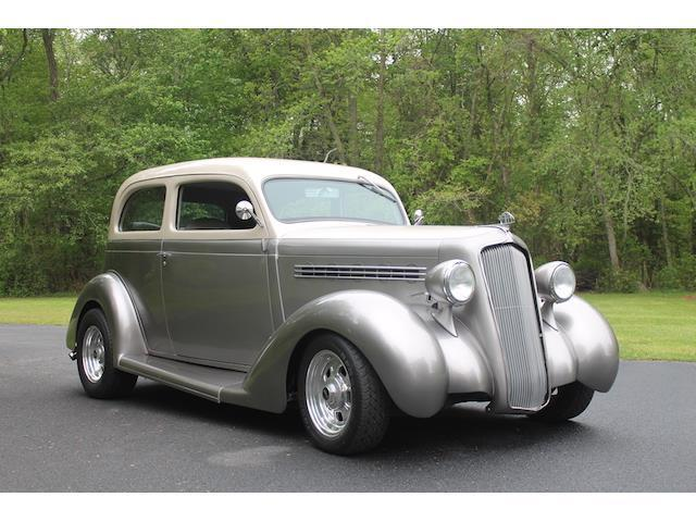 1935 Plymouth 5 WIndow