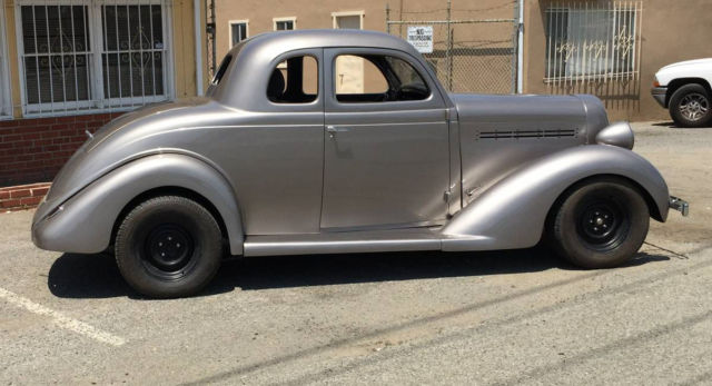1935 Plymouth Coupe Coupe