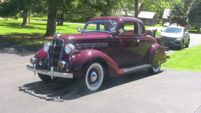 1935 Plymouth Other 2 Door Rumble Seat Coupe