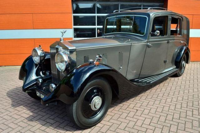 rolls royce phantom 1935. 1935 rolls royce phantom ii sk 135 great investment