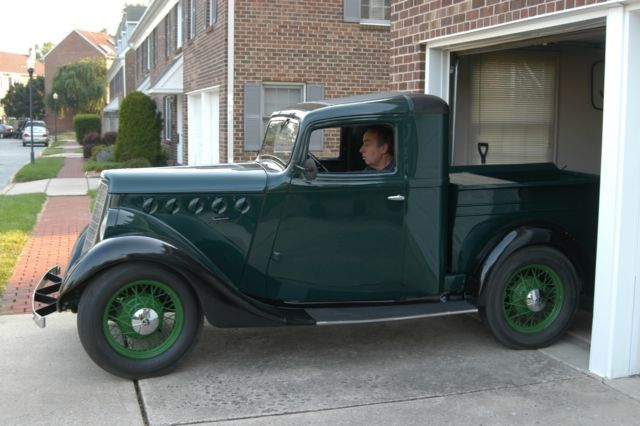 1935 Willys 77
