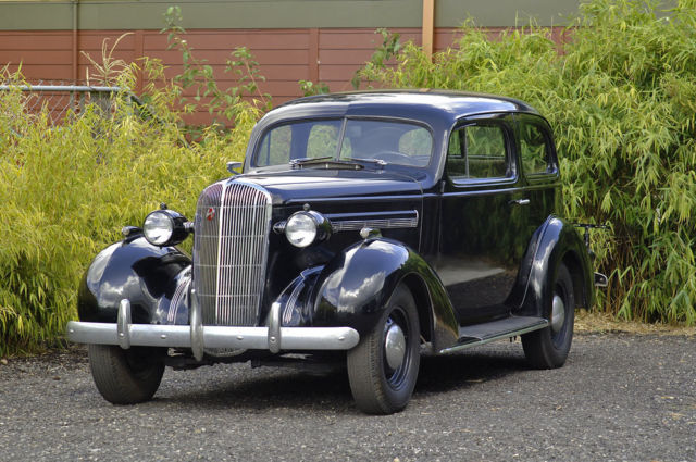 1936 Buick Other - Special Model 48 Victoria Coupe -