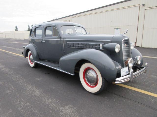 1936 Cadillac Series 60 4 Door Sedan For Sale Photos Technical Rhtopclassiccarsforsale: 1936 Cadillac Vin Location At Gmaili.net
