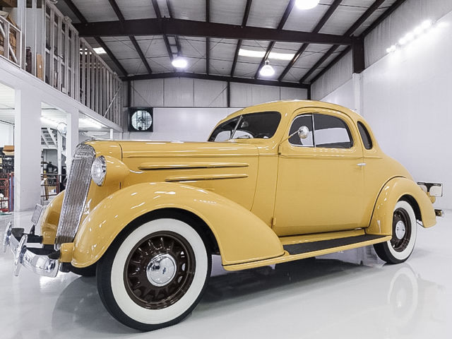 1936 Chevrolet Other FIVE WINDOW FC SERIES COUPE, BEAUTIFUL CONDITION!