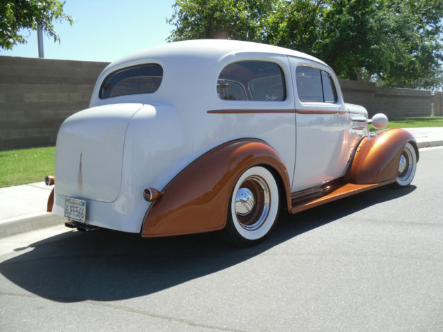 1936 chevrolet master two door sedan street rod custom hot for 1936 chevy master deluxe 4 door for sale