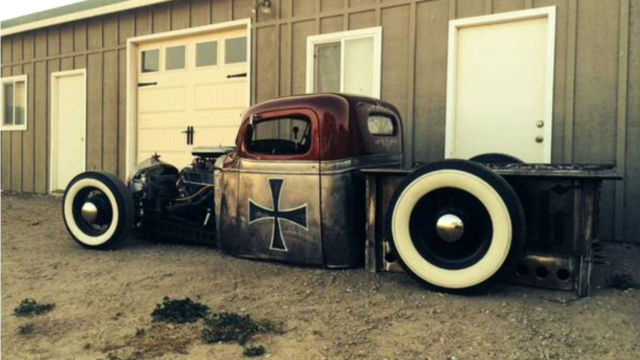 1936 Chevrolet Other Pickups Rat Rod  Hot Rod  Custom