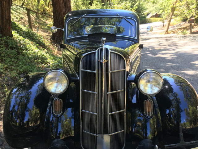 1936 Dodge Other D2