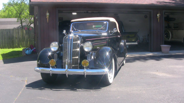 1936 Dodge Other 2 Door Rumble Seat Convertible Coupe