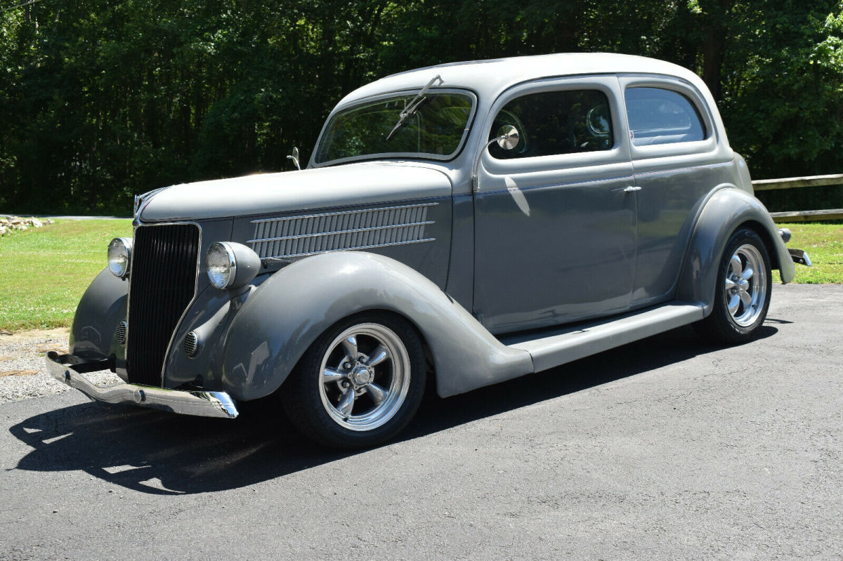 1936 Ford Deluxe HOT ROD RAT ROD