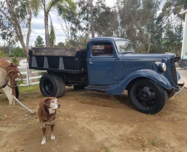 1936 Ford Other Pickups ULTIMATE DUMP TRUCK TONKA TOY