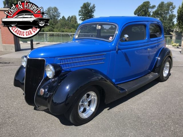 1936 Ford 2 Door Sedan Street rod --