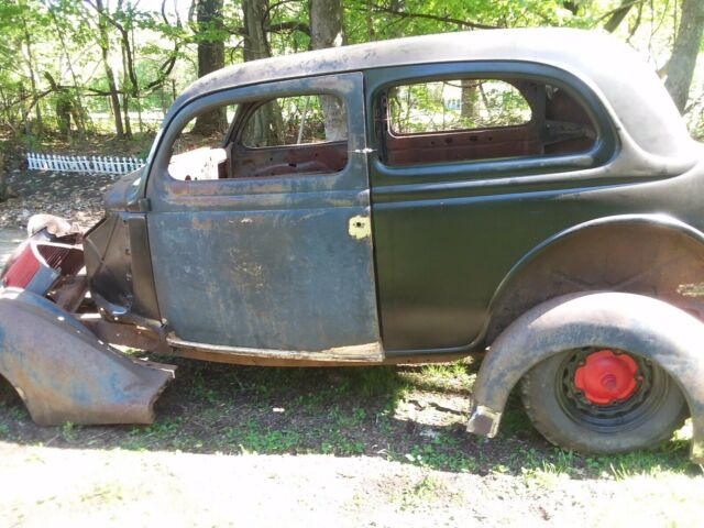 1936 Ford 2 Dr Sedan Tenn Title Perfect to Street or Hot Rat Rod