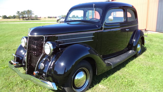 1936 Ford Other slant back