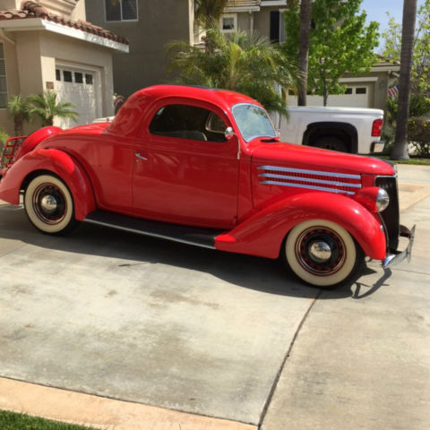 1936 ford 3 window coupe for sale photos technical for 1936 ford 3 window for sale