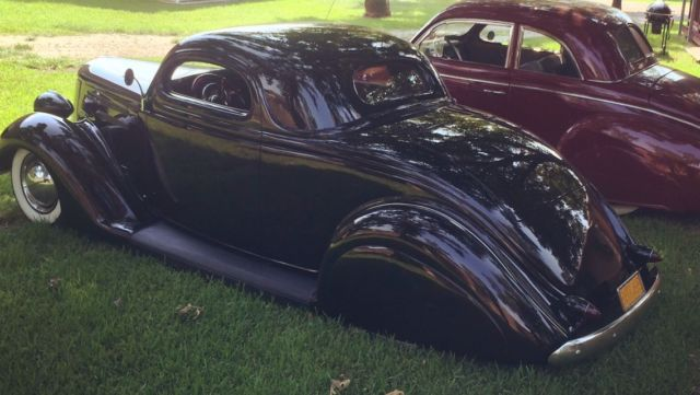 1936 ford 3 window coupe all steel custom coupe real for 1936 ford 5 window coupe for sale