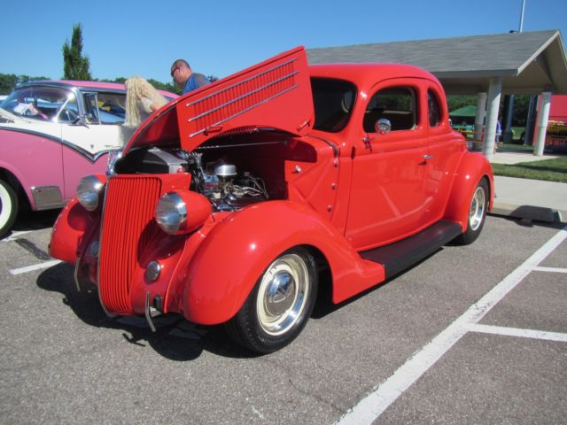 1936 Ford Other 5 WINDOW COUPE