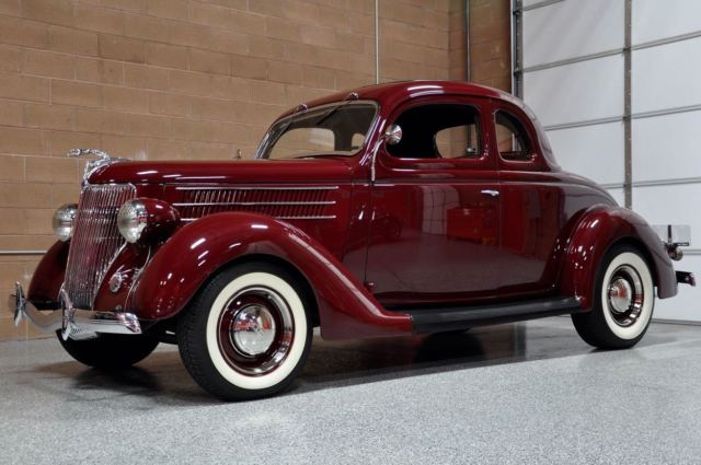 1936 Ford Other 5-Wndw Coupe